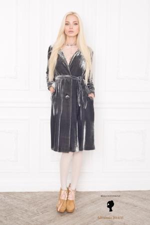 bella-potemkina-fall-winter-2014-2015-metallic-grey-coat