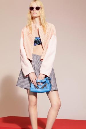 kenzo-spring-summer-resort-2014-check-jacket-shorts-blue-leather-bag