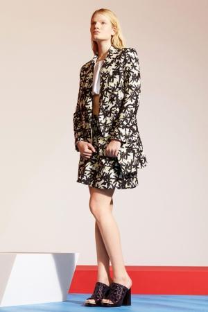 kenzo-spring-summer-resort-2014-palm-print-skirt