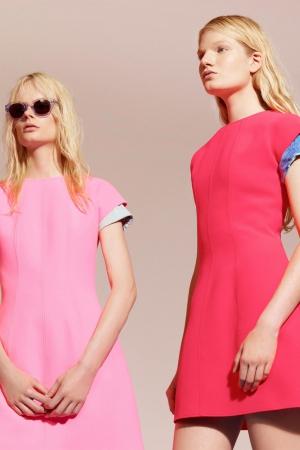 kenzo-spring-summer-resort-2014-two-pink-dress