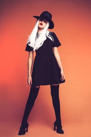 ksenia-kireeva-autumn-winter-2013-2014-black-dress-with-sleeves