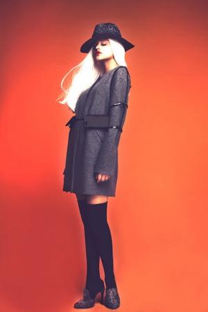 ksenia-kireeva-autumn-winter-2013-2014-wool-grey-coat