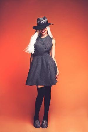 ksenia-kireeva-autumn-winter-2013-2014-wool-grey-dress
