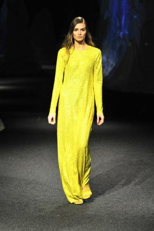 philipp-plein-ss-15-yellow-neon-dress