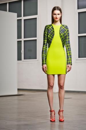 pre-fall-2014-antonio-berardi-neon-dress
