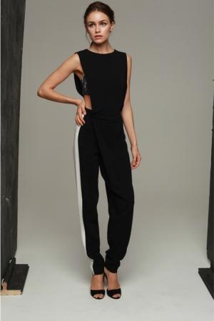 julia-kalmanovich-spring-summer-2014-black-jumpsuit