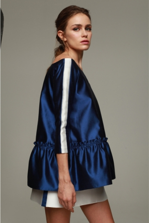 julia-kalmanovich-spring-summer-2014-blue-navy-atlas-top