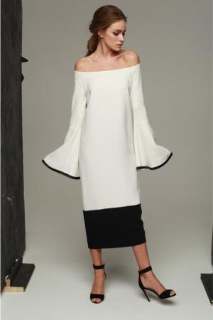 julia-kalmanovich-spring-summer-2014-white-midi-dress