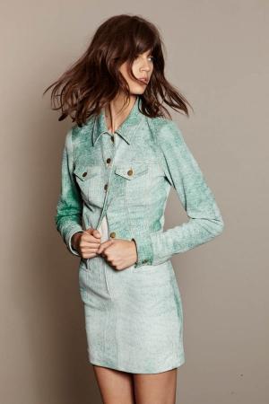 timo-weiland-resort-2014-shirt-denim-green-wave-skirt