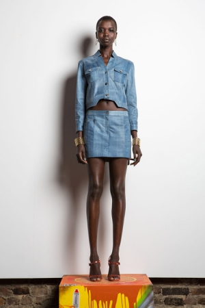 veronica-beard-spring-summer-2014-new-york-16-jeans-skirt