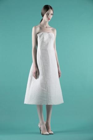 vika-gazinskaya-spring-summer-2014-cut-off-sleeve-dress