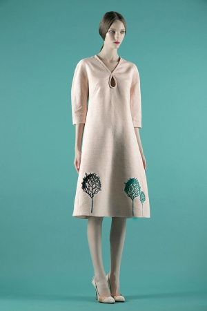 vika-gazinskaya-spring-summer-2014-cut-out-dress