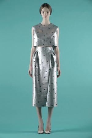 vika-gazinskaya-spring-summer-2014-silver-suit
