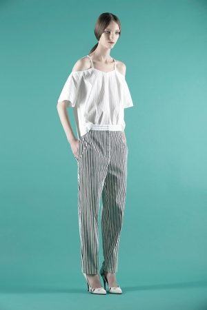 vika-gazinskaya-spring-summer-2014-striped-sleeves