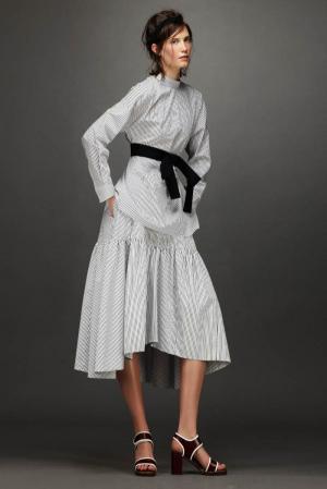 Marni-Resort-2014-stripe-oversize-costume-skirt