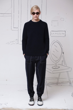 FW14 BAND OF OUTSIDERS NEW YORK